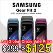 [Samsung] Gear Fit2 / GPS sports band / Samsung smart watch / Smartphone