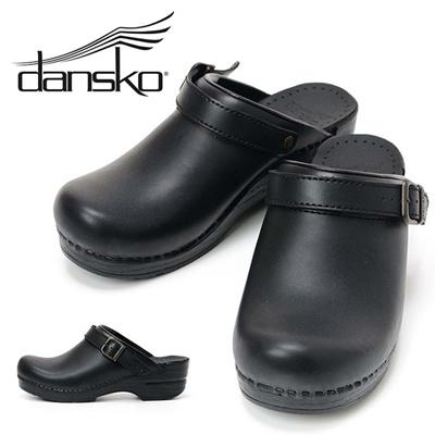ダンスコ DANSKO レディース サボ/クロッグサンダル/コンフォートシューズ Ingrid Box 22.5-23cm~24.5-25cm 038-020202の画像