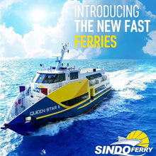 Tanjung Pinang (Bintan) 2way Ferry Ticket by Sindo Ferry (LOWEST PRICE GUARANTEE!)