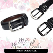 Plus Size Leather Belts for Men | Up to 50inches