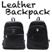 Leather Backpack - Stylish backpack | Casual | School | Work - Special Edition!