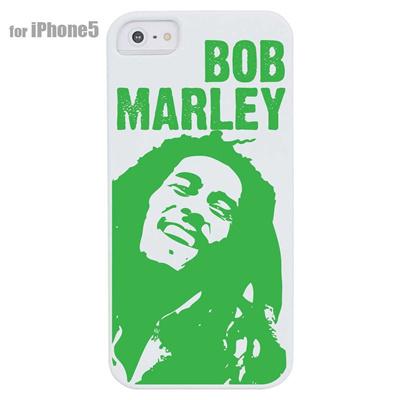 【iPhone5S】【iPhone5】【レゲエ】【iPhone5ケース】【カバー】【スマホケース】【BOB MARLEY】 ip5-08-j0003の画像