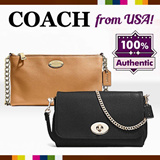 [NewYork Plus]★COACH★All Handbags are Flat Price From USA!