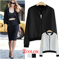 ★ Best New Product ★ [FREE Shipping] ★ limited special price ♥ Trendy items / high quality / loose-Line / lovely / high quality / jacket / jumper baseball / Outerwear / Coat