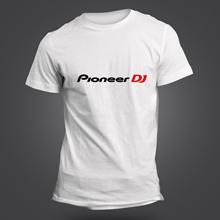 store PIONEER DJ T-SHIRT - CLUBWEAR - EDM - CDJ DDJ DJM 2000 1000 NEXUS - 13 COLOURS New T Shirts Fu
