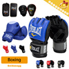 Fitness▶Everlast Boxing Glove and Kick Boxing Pad◀GCA- Strong Protect/Pouching Excercise