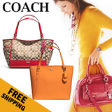 [NewYork Plus]■COACH■Premium Handbag 1st From USA!