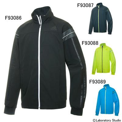 アディダス (adidas) adidasbrave ハイブリッドクロスジャケット DDT95 [分類:エクササイズ・フィットネス ジャケット・シャツ (メンズ・ユニセックス)] 送料無料の画像