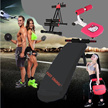 [Free Gift]Abs Trainer / Workout Bench /Indoor Home Gym Foldable Exercise/