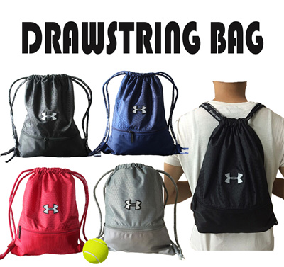 Buy ?UNDER ARMOUR? Drawstring Bag/Backpack/Sling bag/Messenger Bag ...