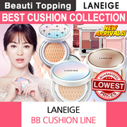★BUY 3 GET 1 FREE★NEW★LANEIGE★BB Cushion Series♥Whitening / Pore Control / Anti Aging [Beauti Topp