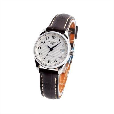 【クリックで詳細表示】LONGINES ロンジン ロンジン LONGINES L2.128.4.78.3 マスターコレクション レディース 腕時計 wwlo00035l