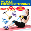 【FREE SHIPPING】※LIMITED TIME SALE※Fitness sit-ups equipment/home exercise/weight loss reduce belly thin waist artifact/abdominal muscle training【M18】