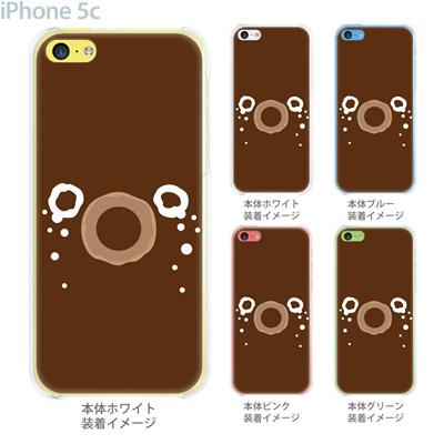 【iPhone5c】【iPhone5cケース】【iPhone5cカバー】【iPhone ケース】【クリア カバー】【スマホケース】【クリアケース】【イラスト】【クリアーアーツ】【HEROGOCCO】 29-ip5c-nt0046の画像