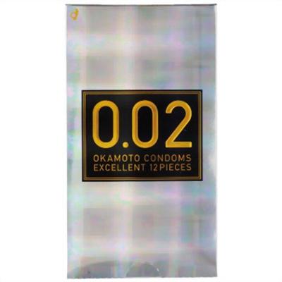 オカモトコンドームズ0.02EX(うすさ均一)12個入コンドームオカモトコンドーム002コンドーム0.02mm0.02ミリスキンコンドーム性感染症予防避妊具コンドームupup7