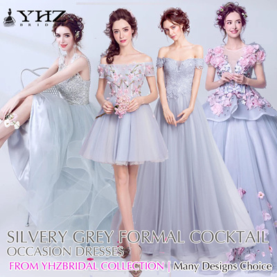 Wedding and Formal Dresses Tailor-Made with All Color & Sizes.