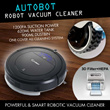7-in-1 Autobot Robot Vacuum Cleaner [Designed in Germany] w/ FREE Virtual Wall Gadget!!