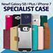 ★Specialist Case★NEW Galaxy S8/Plus/S7/Edge/S6/Note5/4/A5/A7/2017/J7 Prime/iPhone 7/6/6S/Plus/LG V20