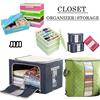 ◣Closet Organizer / Storage◥ Storage Closet/Drawer/Container/Plastic ★Home Organization/Decoration ★
