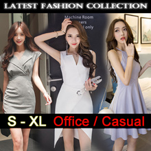Office and Casual Dress  !! Trendy design [SLM] New Design weekly