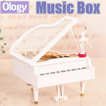 8 New Designs! Vintage Music Box Amazing Old Fashion Musical Carousel Teachers Day Gift