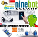 Local Seller! Ready Stock! [Xiaomi Scooter] Ninebot Mini Pro Segway Remote Control Smart Self Balanced Scooter 16km/h 700W.
