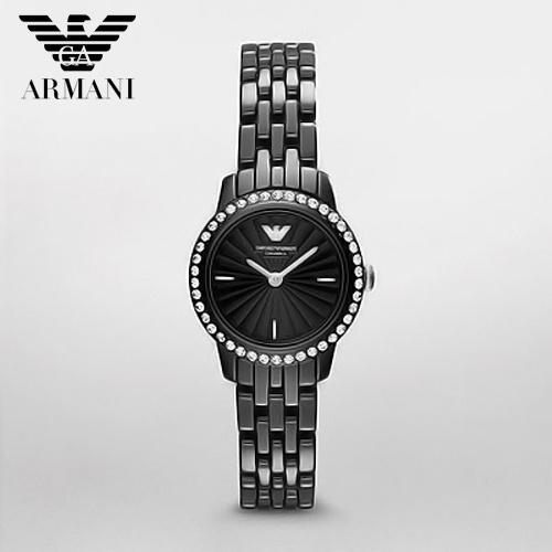 【クリックで詳細表示】EMPORIO ARMANI エンポリオ アルマーニ AR1480 腕時計 レディース メンズ セラミック ユニセックス 新品 超特価 時計 送料無料 正規輸入品