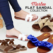 MARLEE FLAT SANDALS COLLECTION