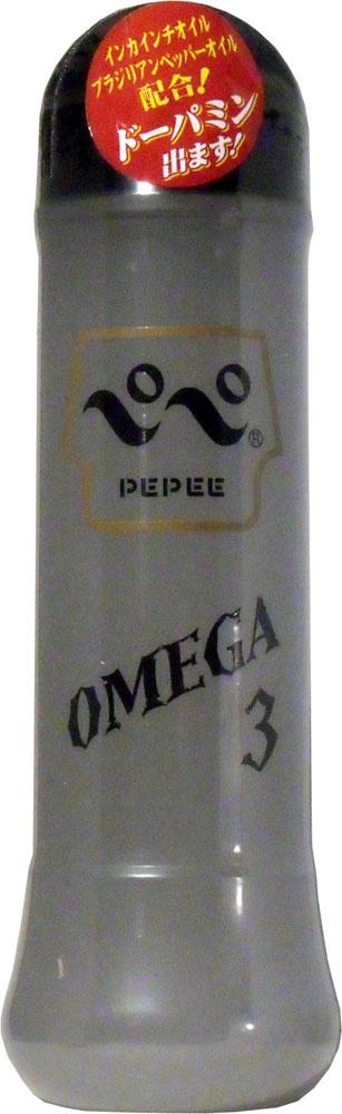 PEPE(ペペ)マッサージローションOMEGA3(オメガ3)360ml