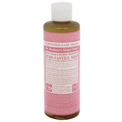 化粧品COSMEドクタブロナDRBRONNERマジックソプチェリブロッサム236ml