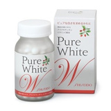 ★Lowest price★SHISEIDO Pure White W tablet 60 grain!! - Share