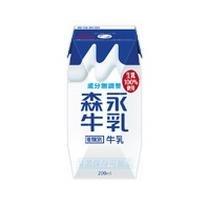 森永牛乳 プリズマ 200ml×24本【1ケース】
