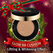 [MDNATURE] Special Price for Christmas! RiRe Glow BB cushion 15g/ cushion foundation /BB cream/ CC cushion/makeup base/ SPF50+ PA+++ / collagen / whitening/brightening