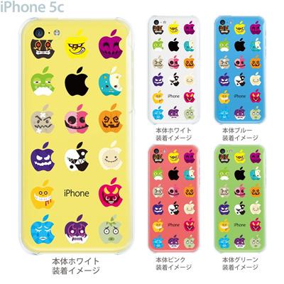 【iPhone5c】【iPhone5cケース】【iPhone5cカバー】【iPhone ケース】【クリア カバー】【スマホケース】【クリアケース】【イラスト】【クリアーアーツ】【HEROGOCCO】 29-ip5c-nt0009の画像