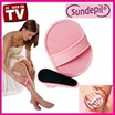 Sundepil Hair removal replacement pads AS SEEN ON TV