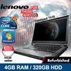 [Refurbished] LENOVO Thinkpad T430 / 14 Inch / Intel Core i5 3rd Gen / 4GB RAM / 320GB HDD