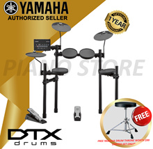NEW MODEL![Local Authorised Seller] Yamaha DTX402K Electronic Drum | DTX Digital Drum Set Beginner