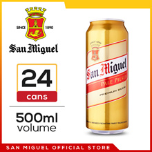 San Miguel King Can 24 x 500ml