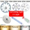 【BUY 1 FREE 2】3 color LED PLATE CEILING LIGHT 12W/18W/24W/36W CONVERSION KIT LED LIGHT