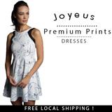 ★PREMIUM DRESSES/ ROMPERS★ UK 6 to UK10★Local Seller ★ Instock ★ Work Dress Casual Dress Short Dress -- FREE LOCAL SHIPPING
