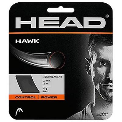 ヘッド(HEAD) ホーク(HAWK) HTM281103 GR 【テニス ガット ストリング 硬式】の画像