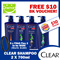 [CLEAR Bundle of 2]  ★Men Shampoo Anti Hair Fall/Complete Care/Cool Sport/Cooling Itch/Deep Cleanse 700ml