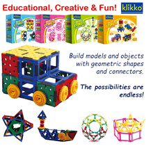 Klikko - Educational and Creative ★ Educational Toy ★ Building Toy★Toys for Children