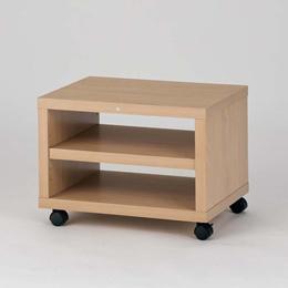 オープンボックス シングル H7-OS52NA 木製シンプルテレビ台 サイドテーブル プリンター台 テレビボード TVボード【送料無料】