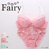 (フェアリー)Fairy ふわふわドット ブラショーツセット(1771122)