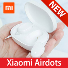 Xiaomi Airdots Youth Edition Wireless Bluetooth 5.0 In-ear Earphone Touch Control with Charging Box
