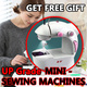 [VINS]Mini sewing machines★Group Buy19.9 / Get FREE GIFT★For household electric desktop multi-function double thread and double speed