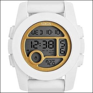 NIXON ニクソン 腕時計 A490-1035 ユニセックス THE UNIT 40 ユニット ALL WHITE オールホワイトの画像