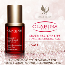 Clarins Super Restorative Total Eye Concentrate 15ml Anti-Wrinkle