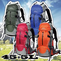 DABADA(ダバダ) バックパック 全4色  リュックサック  45+5L 登山リュック  防災リュック  登山用品 登山 リュック 登山 リュック ザック ♪レビューを書いて抽選でQUOカードGET♪